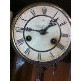 Reloj Pendulo Soneria Jugans Aleman Casa Escasany