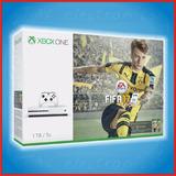 Consola Fifa 17 One S 1tb Con 2 Juegos! | Sellada