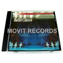 Musica Clasica Para Ballet Lago De Los Cisnes Cd 2002