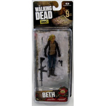 The Walking Dead Tv Série 9 : Beth Green - Mcfarlane Toys
