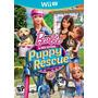 Barbie Y Sus Hermanas: Perrito Del Rescate - Wi Envío Gratis