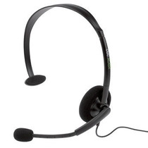 Fone Ouvido Xbox360 Microfone Fale Online Chat Frete Gratis