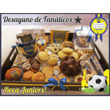 Desayuno Dia Del Niño! Regalo Sorpresa! Boca Futbol