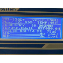 Paquete Transmisor Radio Fm 350w Ant Dominator 25 Cable 1/2