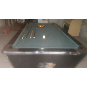 Vendo O Permuto Pool Comercial Bisonte De Pizzara Italiana