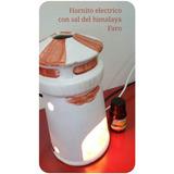 Hornito Electrico Con Sal De Himalaya+lampara De Sal+esencia