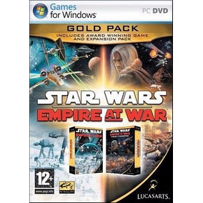 Star Wars Empire At War Complete Edition ( Mídia Física ) Pc