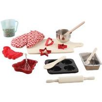 Step2 Cocina Esencial 20 Piezas Para Hornear Set