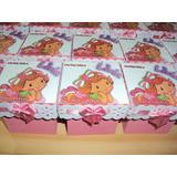 Kit Com 65 Lembrancinhas Da Moranguinha Baby