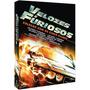 Blu-ray Coleção Velozes E Furiosos Com Os 5 Primeiros Filmes