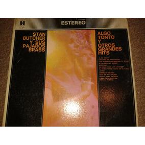 Disco Acetato: Stan Butcher Y Sus Pajaros Brass