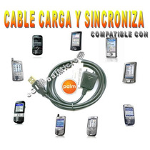 Cable Palm Usb Carga Sincroniza Lifedrive, Tx, T5, Treo