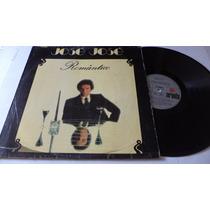 Jose Jose - Romantico Lp Vinyl Solo Para Coleccionistas