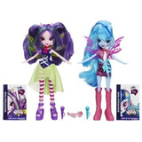 My Little Pony Equestria Girls Aria Blaze And Sonata Dusk D