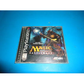 Magic The Gathering Battlemage Para Ps1