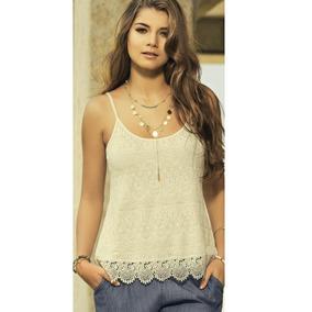 Camiseta Blusa Leonisa Tqm Tiritas - Ropa Mujer
