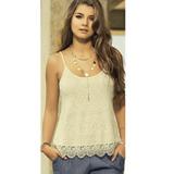 Camiseta Blusa Leonisa Tqm Tiritas Ropa Mujer