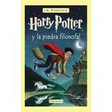 Harry Potter Y La Piedra Filosofal. J. K. Rowling. Tapa Dura