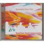 Quinteto Fina Flor - Cd Sambas Instrumentais - Lacrado