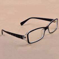 Armação Óculos D Grau Acetato Quadrado Masculino Feminino Be