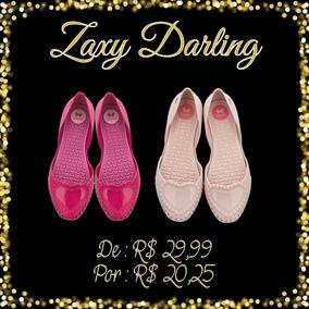 Lançamento!!! Sapatilha Zaxy Darling Cor Nude By Dream Store