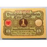 Billete Alemania 1 = Fine Mark - Darlehenskassenschein - Unc