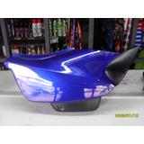Cacha Lateral Zanella Rx 150 / Mondial Rd 150 Derecha Azul
