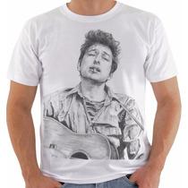 Camiseta Ou Regata Ou Babylook Bob Dylan Like Rolling Stone