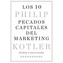 Livro Em Espanhol - Los 10 Pecados Capitales Del Marketing