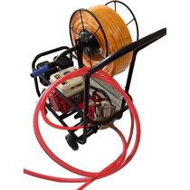 Fumigadora O Parihuela De Presión Motor Gasolina 5.5hp Nueva