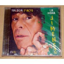 La Mona Jimenez Trilogia 2do Acto Cd Argentino Sellado