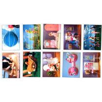 Figurinhas Do Álbum Barbie Style - C1a1