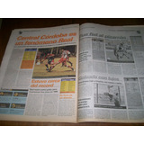Diario Ole 9/10/1997- Central Cba 5 Los Andes 1 / Butterbean