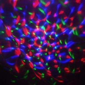 Luces Led Para Discoteca O Fiesta Efecto Caleidoscopio Nueva
