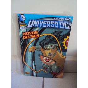 Universo Dc # 15 - Novos 52 - Panini - Dc Comics