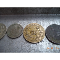 Moedas Antigas Reis Prata Niquel Metal 1822 1922/25/27/29/