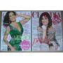 Lote 6 Revistas Claudia- Fátima Bernardes - Glória Pires....