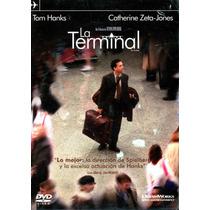 Dvd La Terminal ( The Terminal ) 2004 - Steven Spielberg