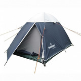 Carpa Hummer Igloo 3+ Impermeable Camping Para 2 Personas