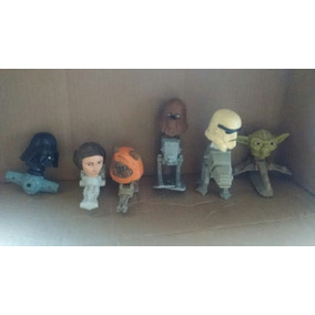 Star Wars Cabezones Lote 6