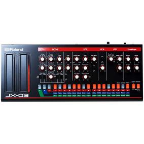 Módulo Sintetizador Som Roland Boutique Jx-03 Pronta Entrega
