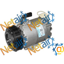 Compressor Delphi Vw Fox Gol G6 Gol G5 Polo 6pk Original