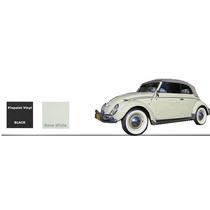 Capota Top Techo Convertible Para Vw Sedan Vocho 1958 - 1962