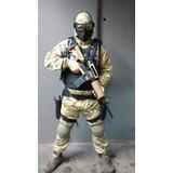 Farda Tatica Militar Camuflado Paintball Airsoft P Ao Gg