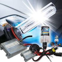 Kit Xenon Hid 4300k 6000k 8000k 10.000k 12.000k Reator Slim