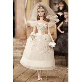 Barbie Silkstone Principessa 2014 Noiva Pronta Entrega Nrfb