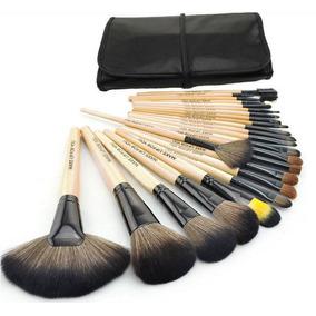 Kit 24 Pincéis De Maquiagem Make-up - Importado