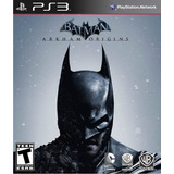 Juego Ps3 Batman: Arkham Origins Consola Playstation 3 En Es