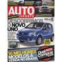 Auto Esporte Nº528 Fusion V6 Hyundai I30 Cw Hilux Sw4 Prisma