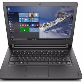 Notebook Lenovo B110 - Celeron N3060 / 4gb / 500gb / 14 / Wi